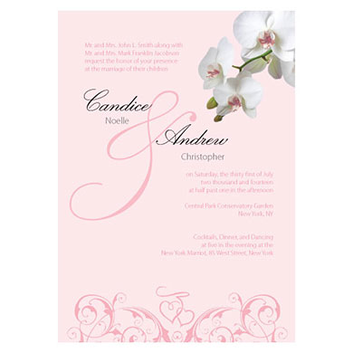 Custom Wedding Invitations Online could be nice ideas for your invitation template